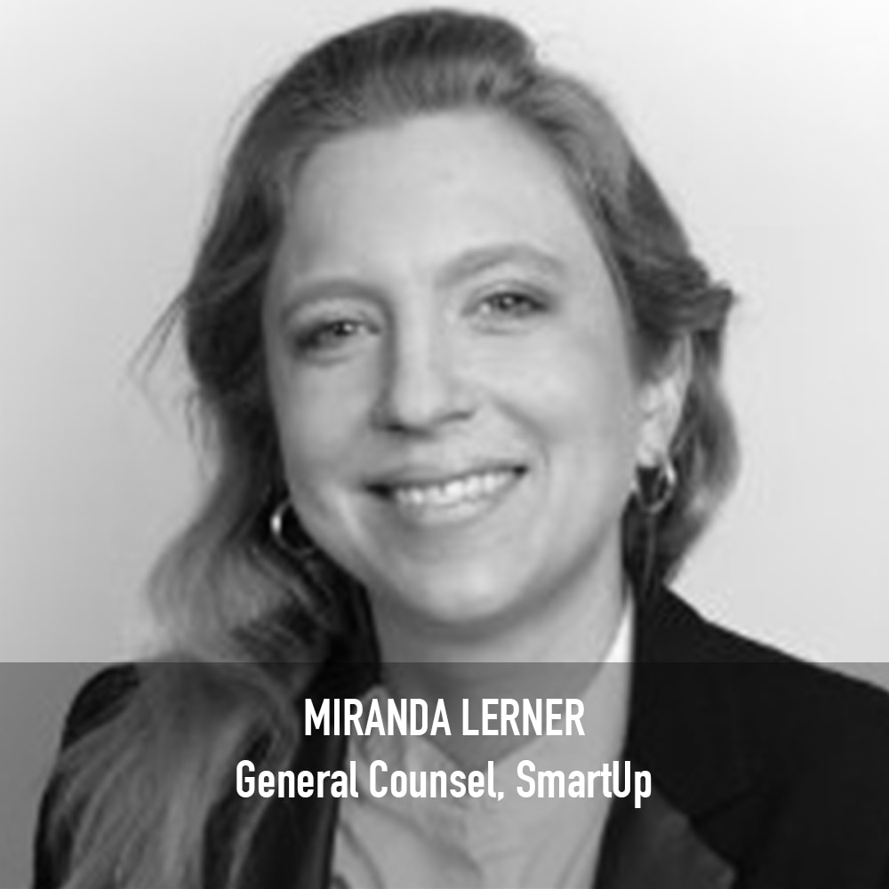 Miranda Lerner - General Counsel SmartUp