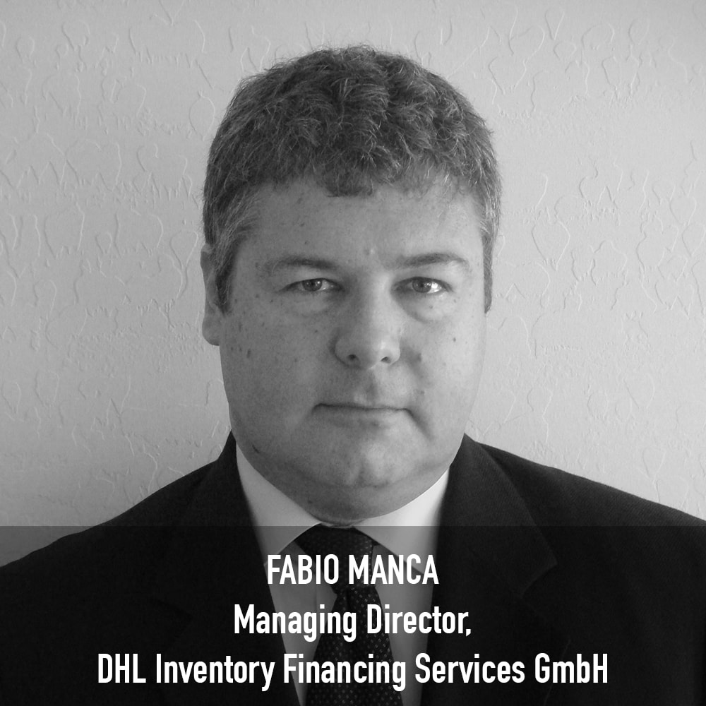 Fabio Manca - Managing Director, DHL Inventory Financing Services GmbH