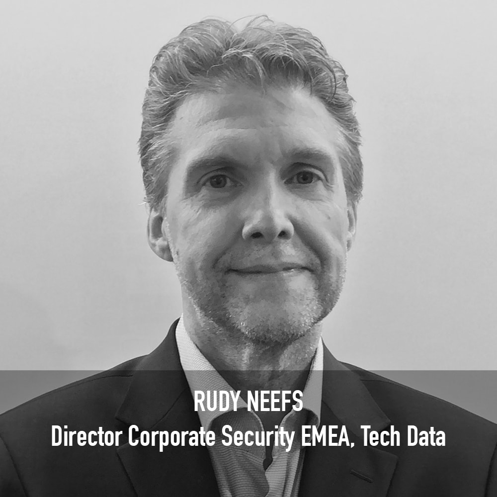 Rudy Neefs - Director Corporate Security EMEA Tech Data