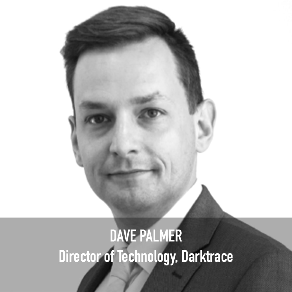 Dave Palmer - Director of Technology Darktrace