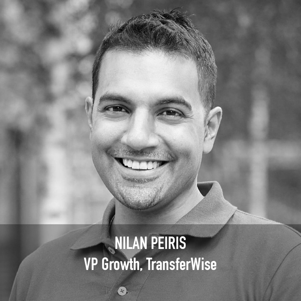 Nilan Peiris - VP Growth TransferWise