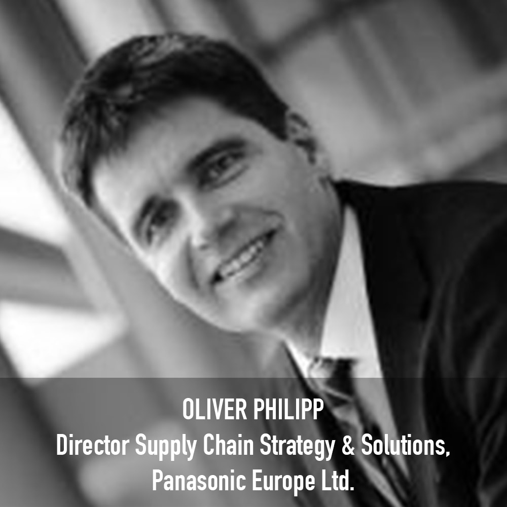 Oliver Philipp - Director Supply Chain Strategy & Solutions Panasonic Europe Ltd.