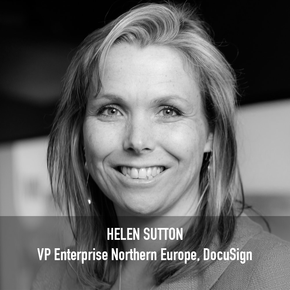 Helen Sutton - VP Enterprise Northern Europe DocuSign