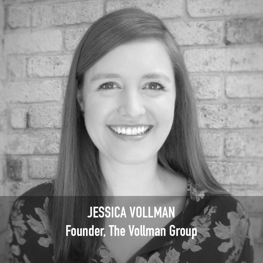 Jessica Vollman - Founder The Vollman Group