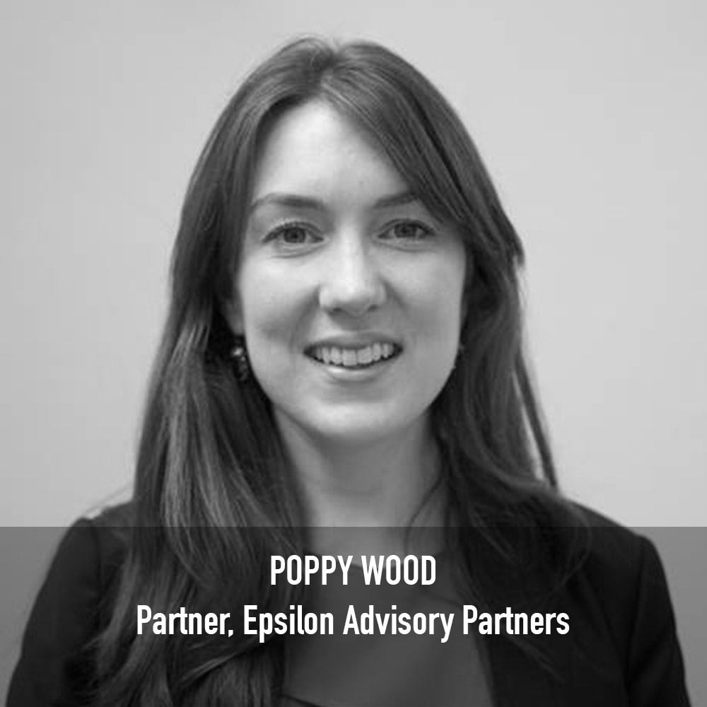 Poppy Wood - Partner Epsilon Advisory Partners