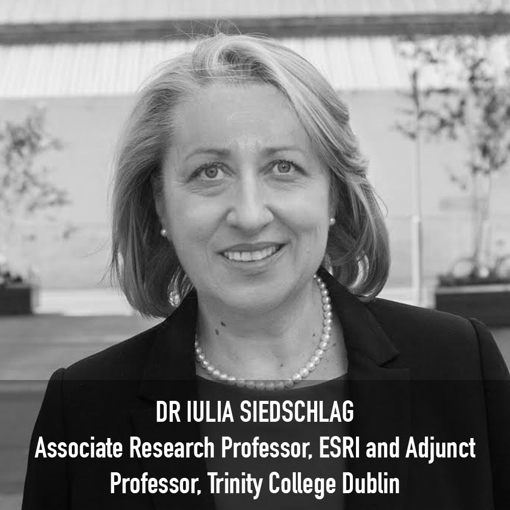 Dr Iulia Siedschlag - Associate Research Professor, Economic & Social Research...