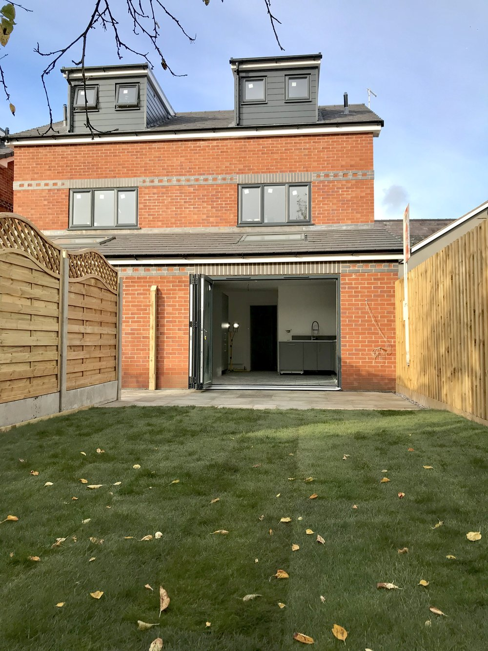 Picture: Rear elevation - 1 River Lane Mews