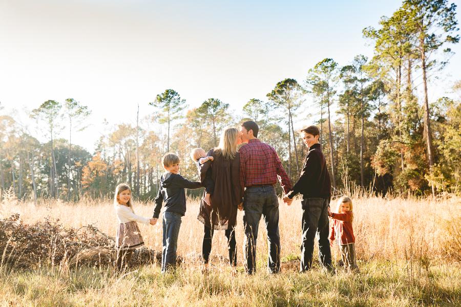 family of 7 / family / savannah ga