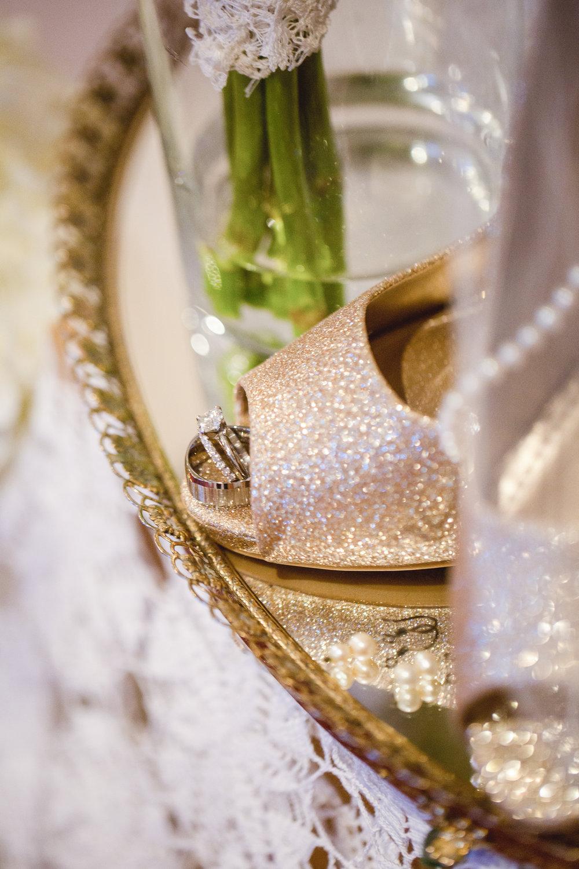 wedding bands and heels / wedding / savannah ga