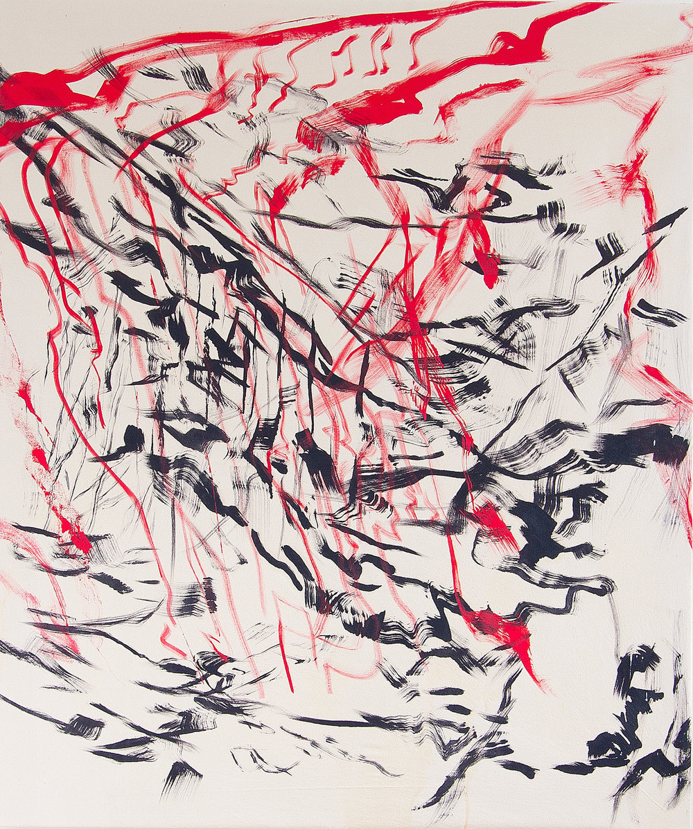 Oil on canvas/160x130 2017