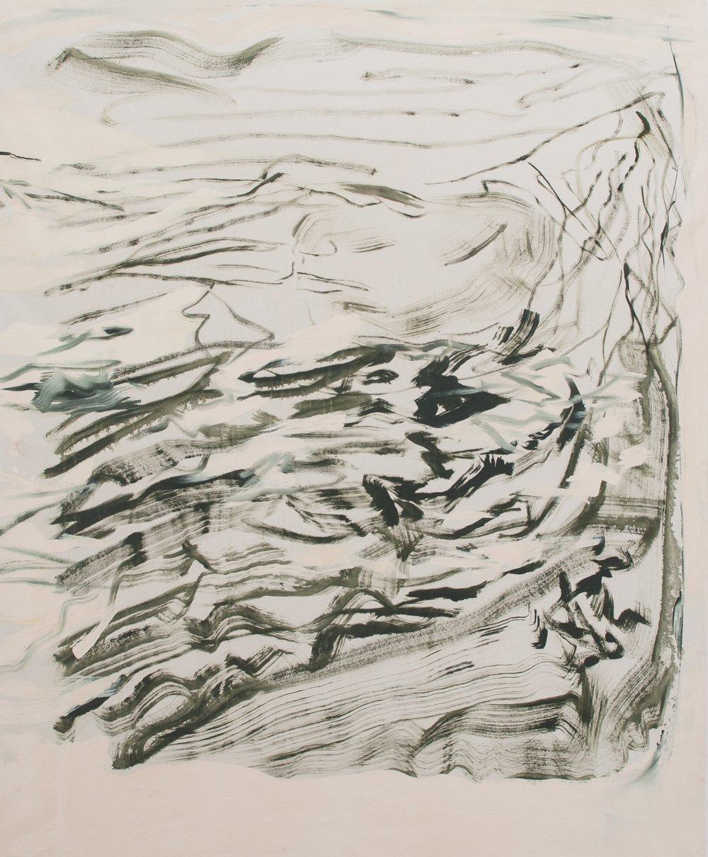 Oil on canvas/160x130cm 2016