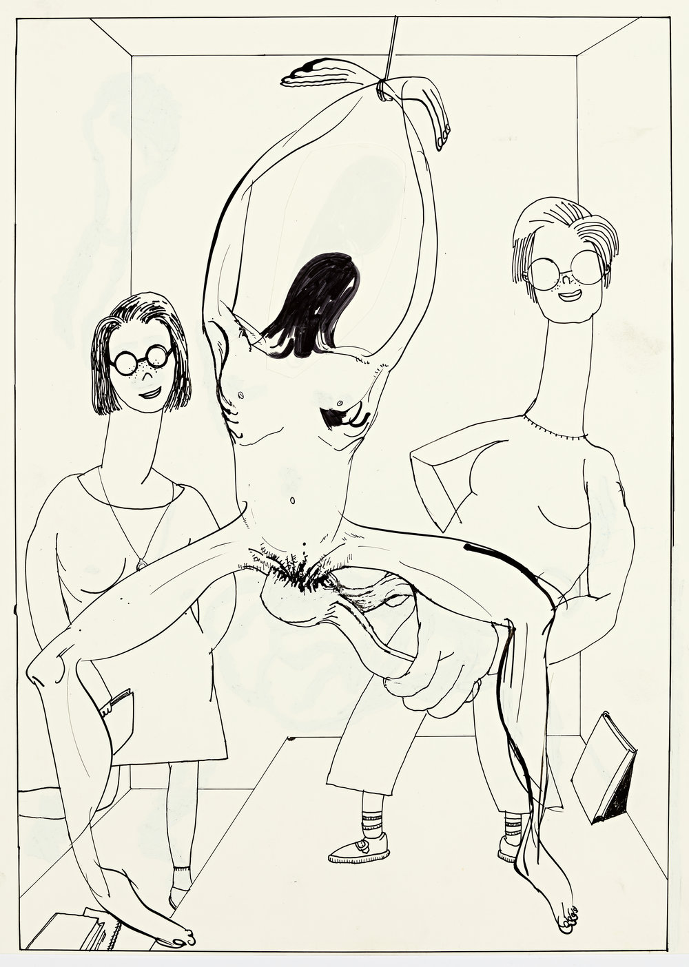 Misandry, 1994