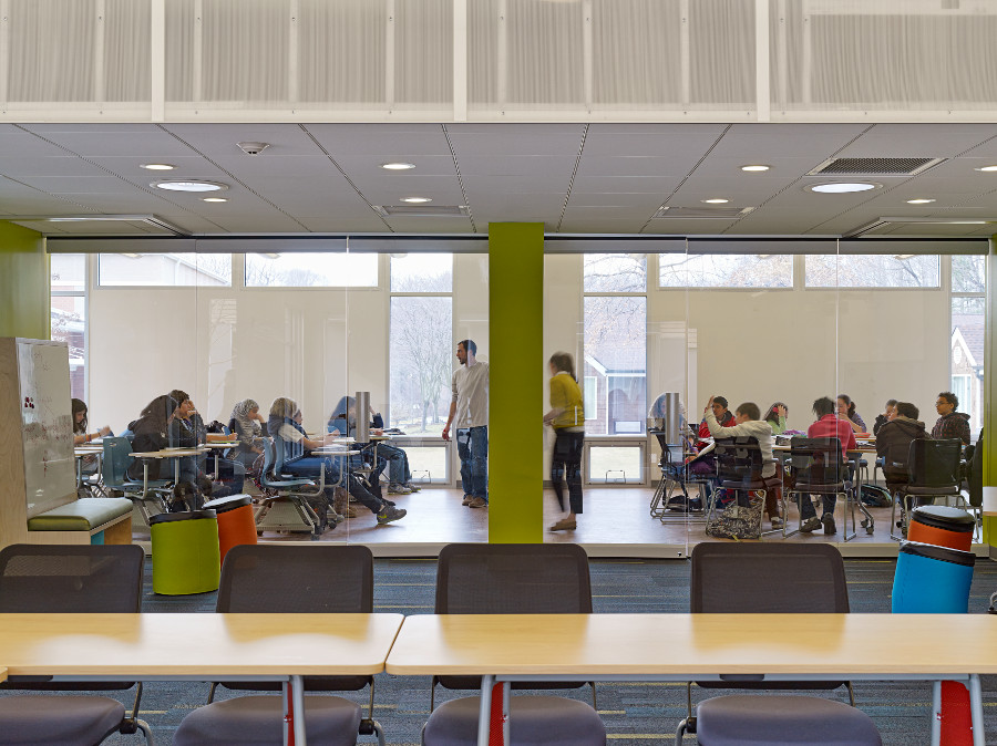 Our top reasons natural light benefits students schools