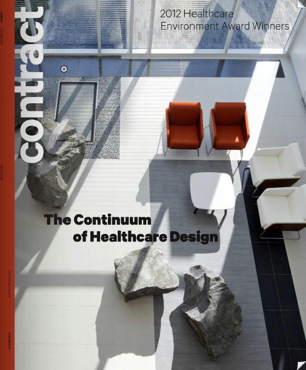 KI Featured In Contract Magazine