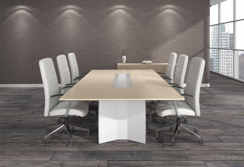 One10 conference tables, meeting tables, TV stands, and Parsons Tables provide flexibility for tailored applications virtually anywhere.