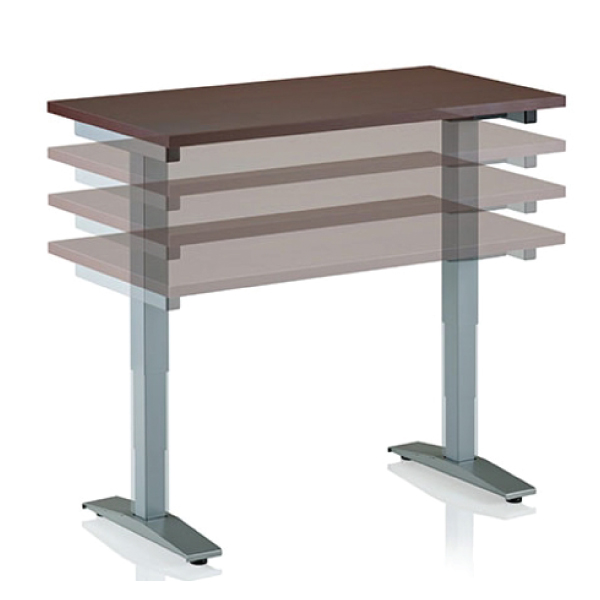 WorkUp Height Adjustable Table