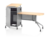Mobile Teacher Desk