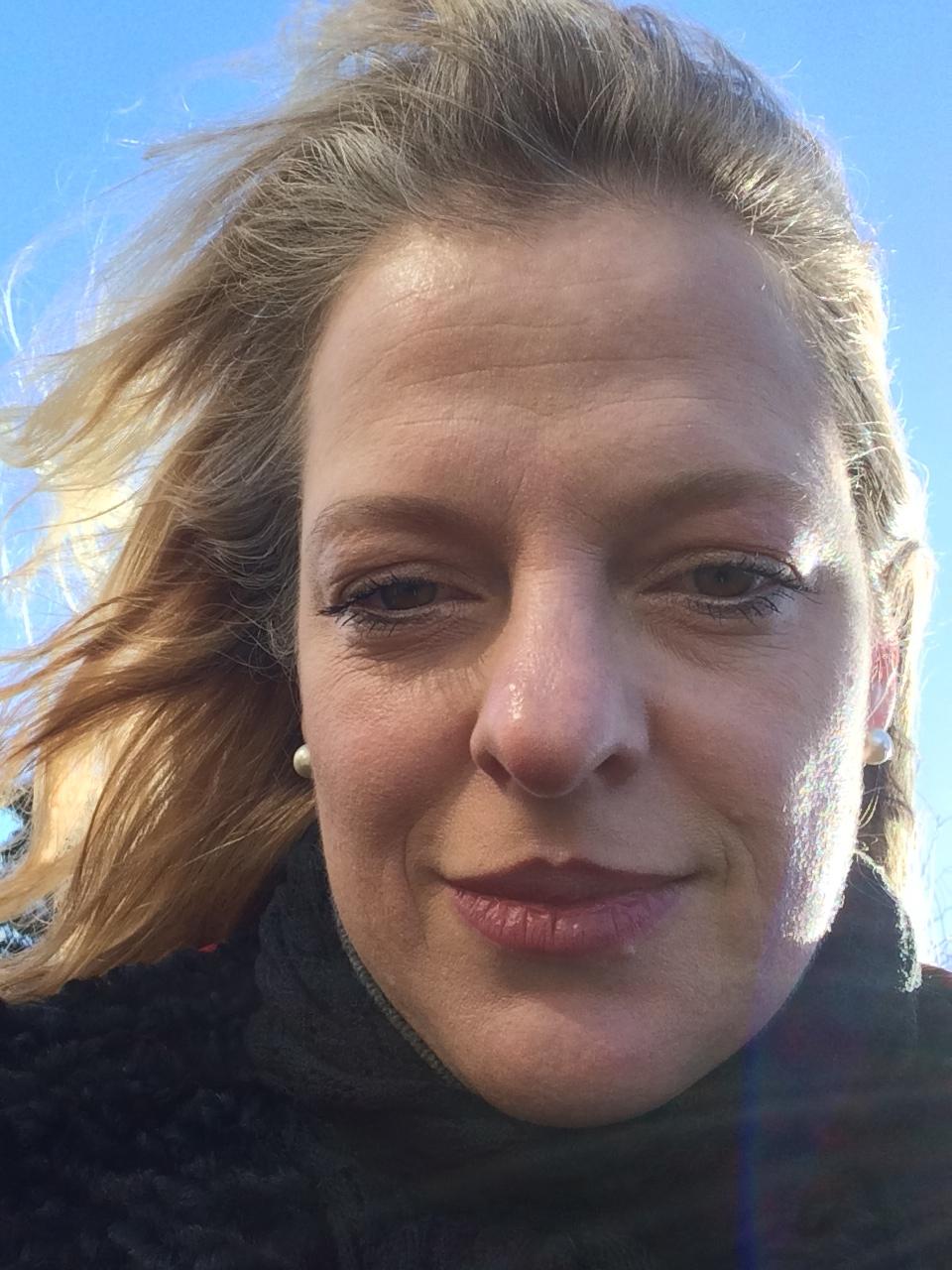 Das bin ich im Wind – Manuela Dobrileit