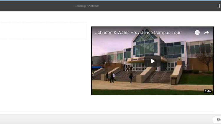 Learn how to embed a video on your web page. -
