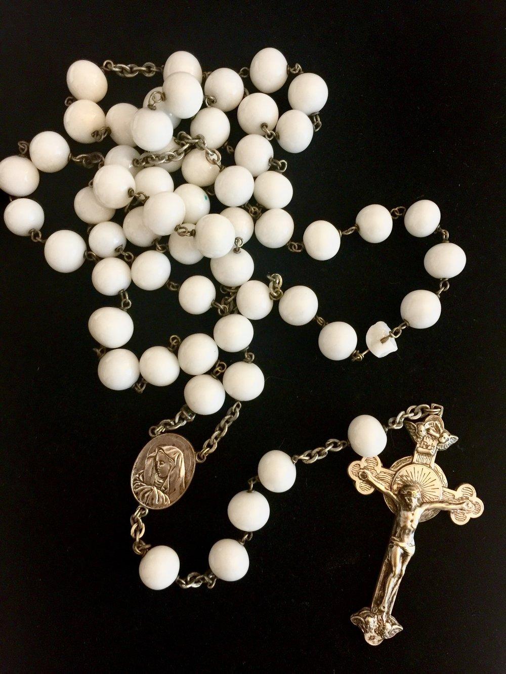 White Bead Broken Rosary.jpg