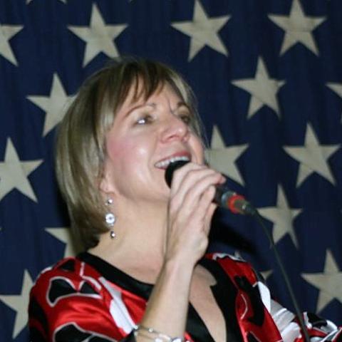 Vocalist Mari McNeil