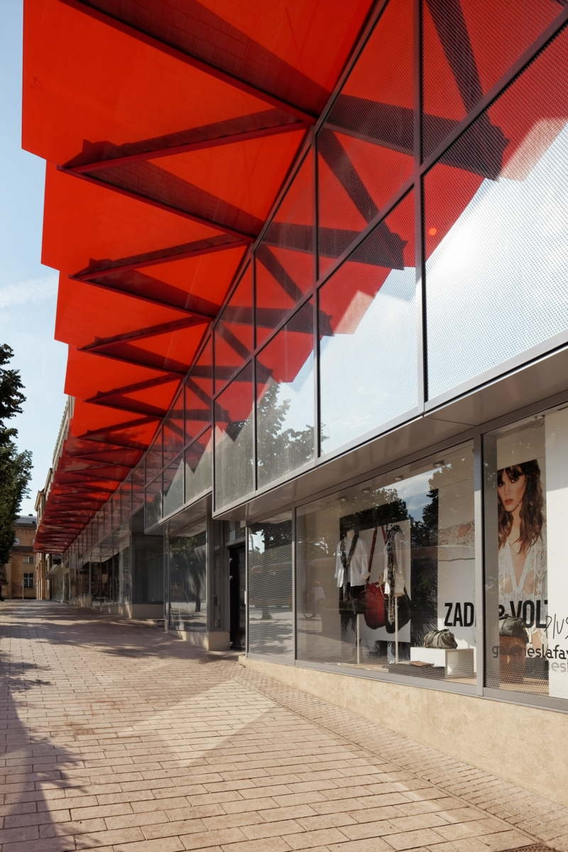 Metz - Manuelle Gautrand