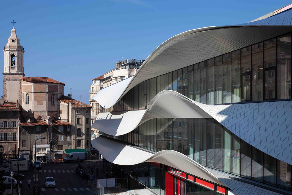 Marseille Bourse - Moatti - Rivière