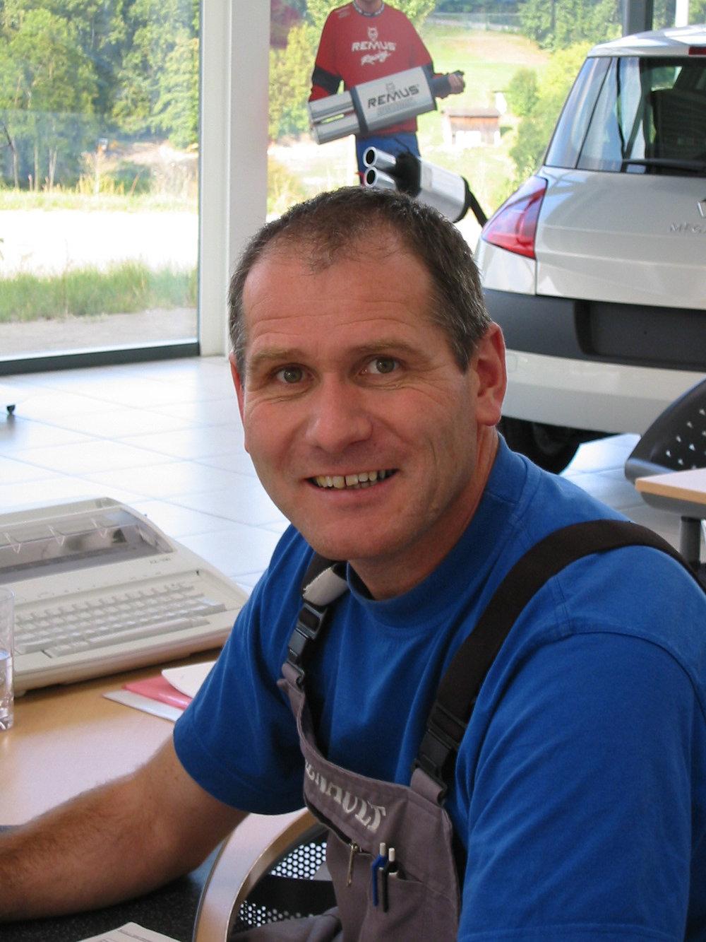Andreas Fritsche - Geschäftsführung