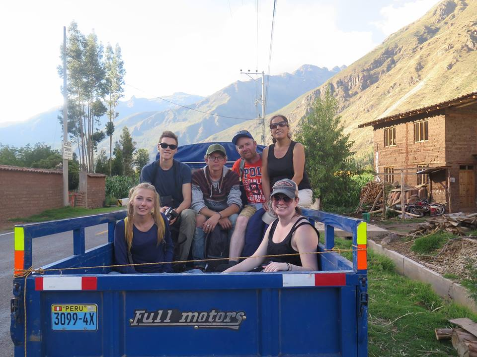 Our more alternative transport taken along the Sacred Valley day 1.jpg