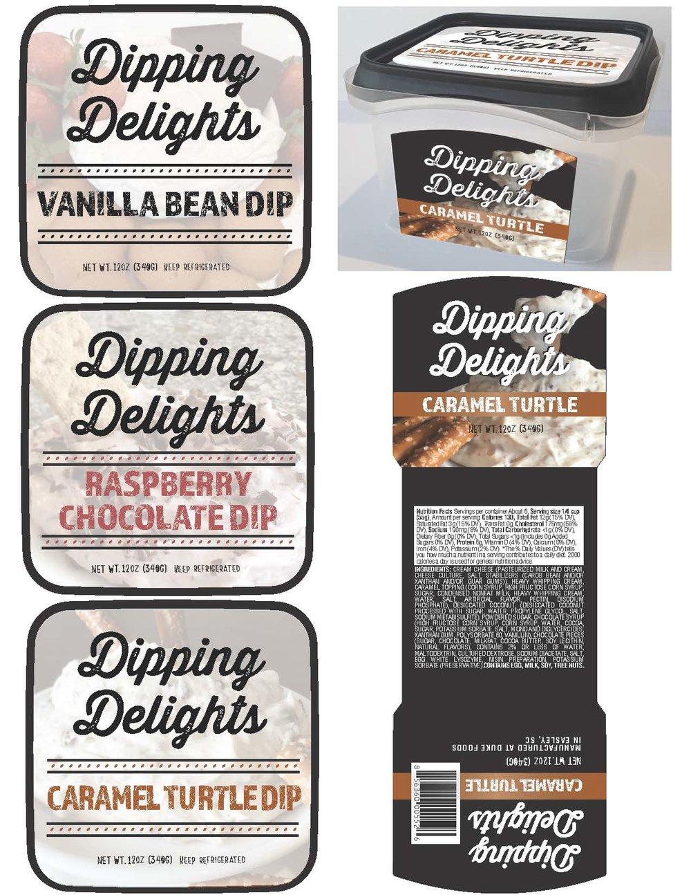 """""""Lighter"""" Labeled Design"""