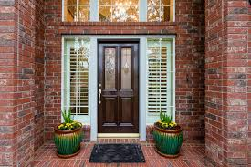 Plantation Shutters Sidelights