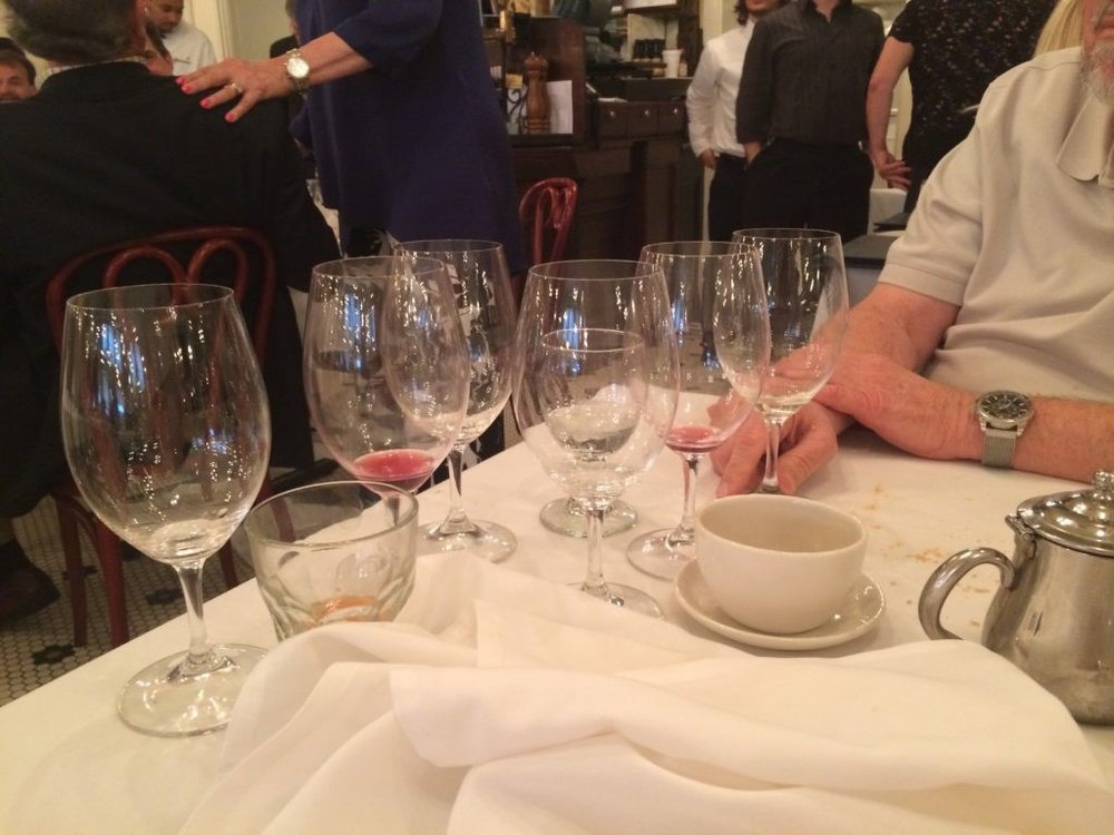 Galatoire's four-hour Friday lunch: Let the good times roll