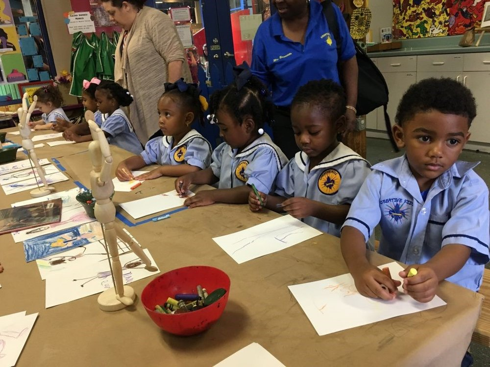 Classroom lessons come to life at the Louisiana Children's Museum