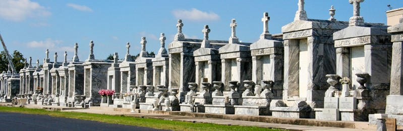 St. Louis Cemetery #2 – this one is free