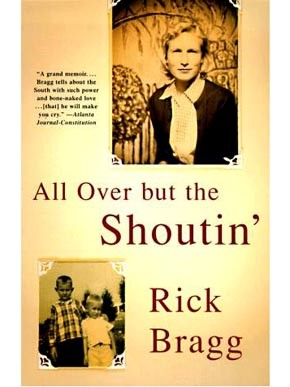This book was published in 1997 and is the story of Rick's mother, Margaret Bragg, who went 18 years without a new dress so that her sons, Sam, Rick and Mark could have school clothes
