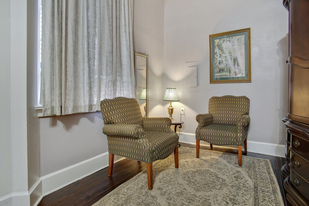 Room 103  Like a specific room? Let us know when you book and we'll do our best to accommodate you.