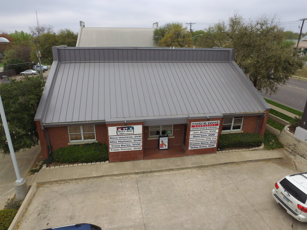 Standing Seam Metal - Fort Worth