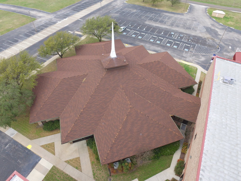 Church Roofing Specialists - N.W. Fort Worth