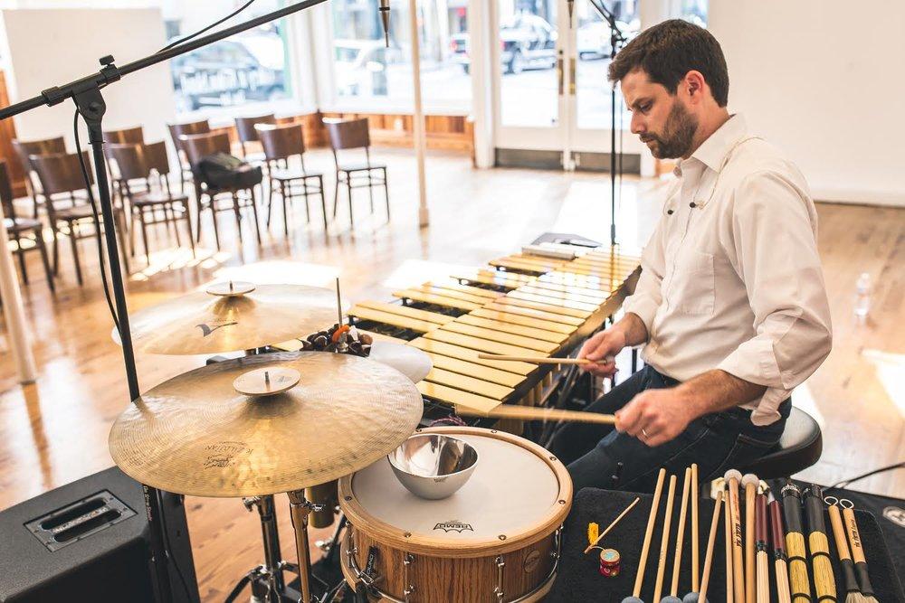 Thad Anderson - Percussion