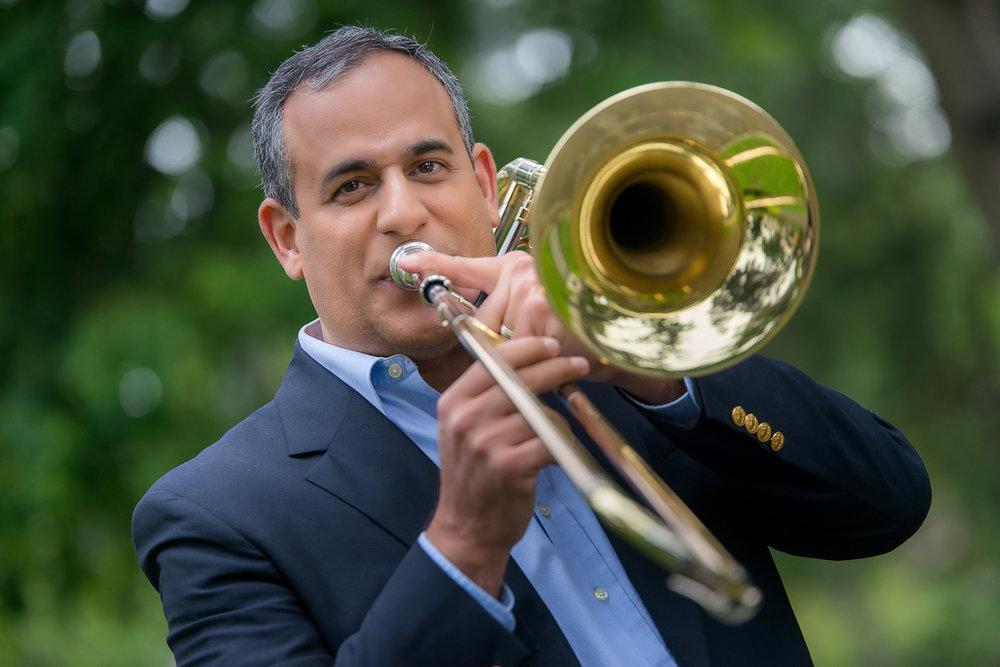 Luis F. Fred - Trombone