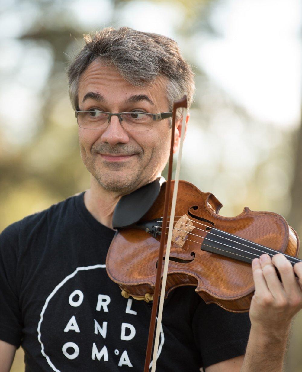 Andreas Volmer - Violin