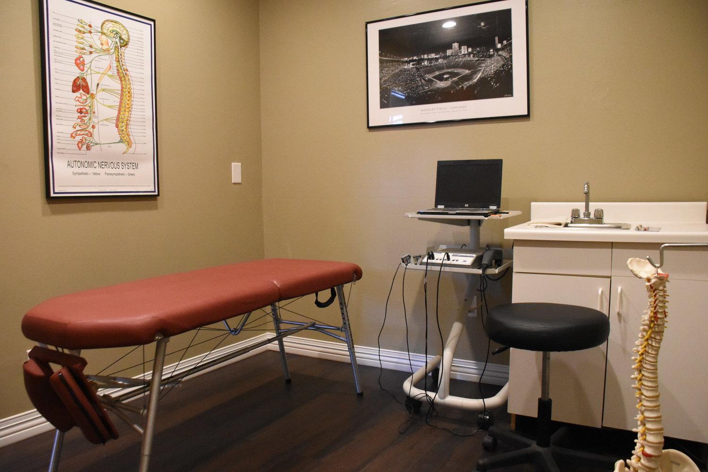 Maverick Chiropractic First Visit New Patient Maverick