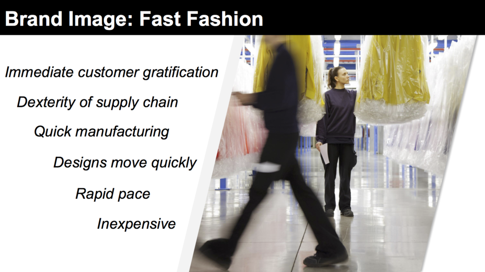 it for fast fashion case study Free case study solution & analysis | caseforestcom zara owns and manages numerous resources that can be categorized as tangible, intangible or organizational capabilities.
