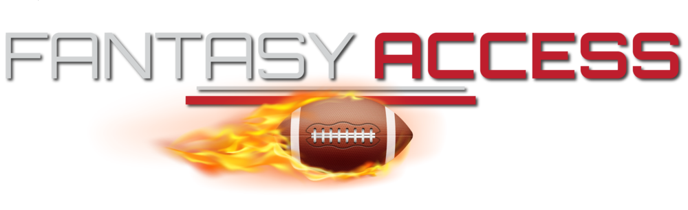 CHECK OUT OUR NEWEST SHOW FANTASY ACCESS - LIVE EVERY THURSDAY!