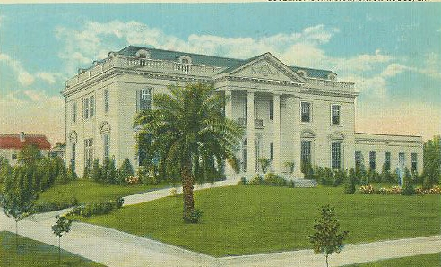 The Old Governor's Mansion, c. 1940
