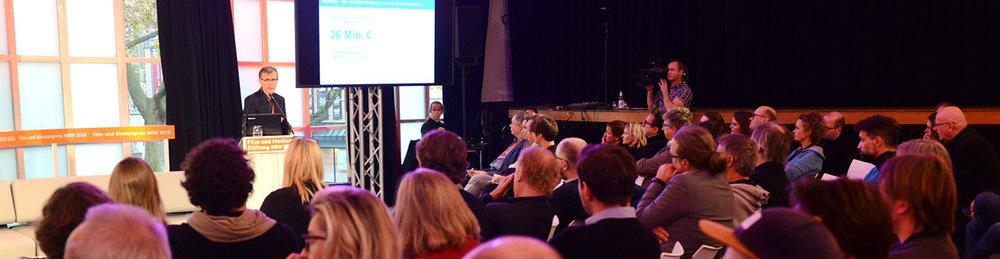 Bild: Film und Kino Kongress NRW