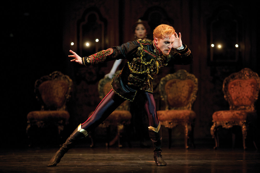 MAYERLING Steven McRae as Crown Prince Rudolf in Kenneth MacMillans production of Mayerling for The Royal Ballet (c) ROH 2017. Photograph by Alice Pennefather.jpg