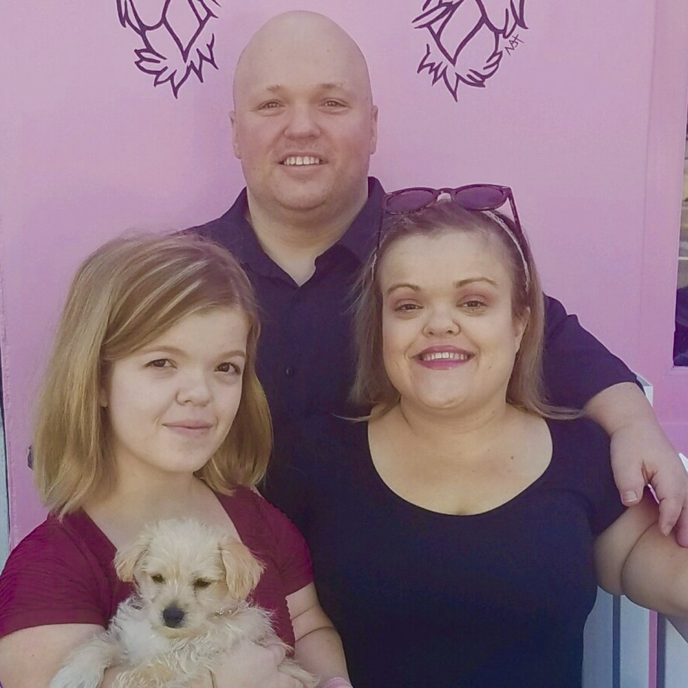 Thank you to Christy Gibel for rescuing one of our adorable dogs from the Vanderpump Dog Rescue Center and Foundation. Daisy will have a fabulous new life in your hands and we couldn't be more thrilled for you and your family!