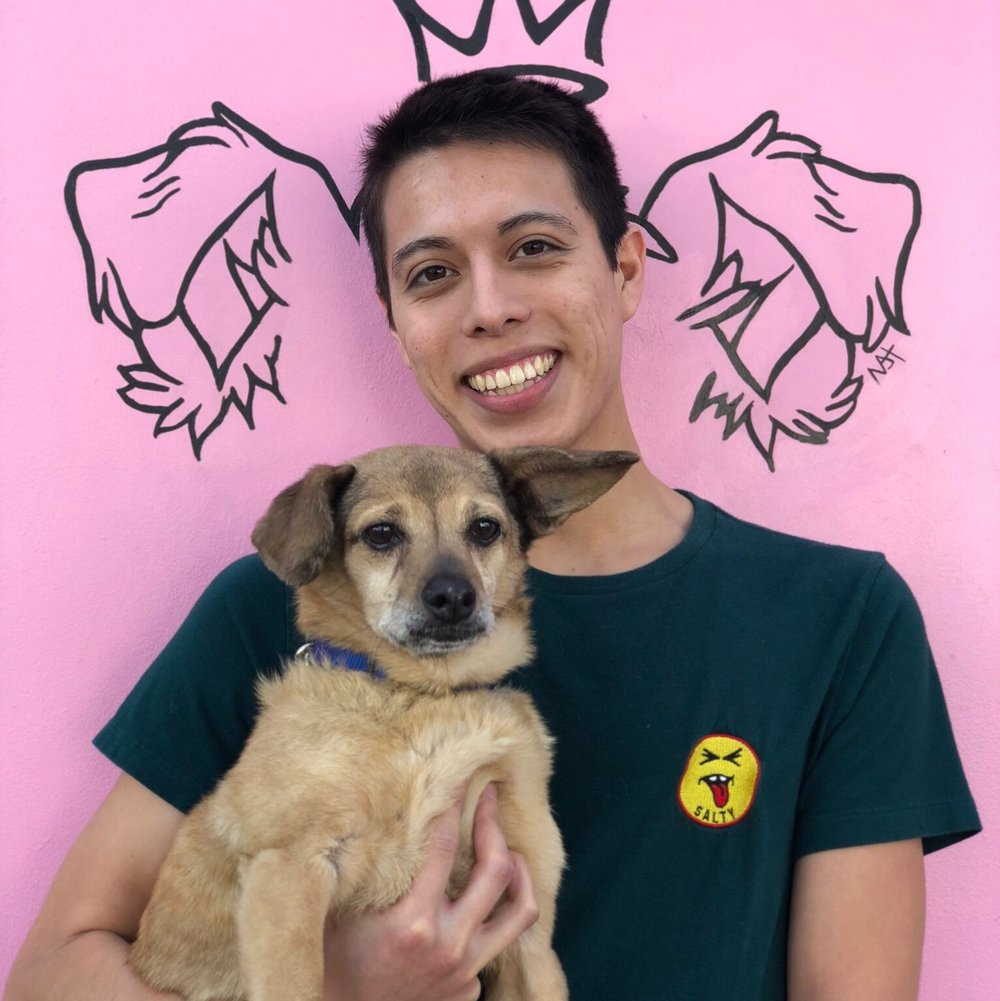 Max Vanderpump was one of our senior Vanderpups with the sweetest soul. His new forever home saw this in Max and knew he had to adopt him. We're so happy for you Max!