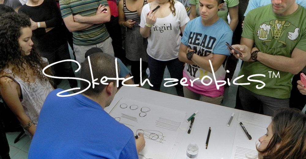 Sketch Aerobics